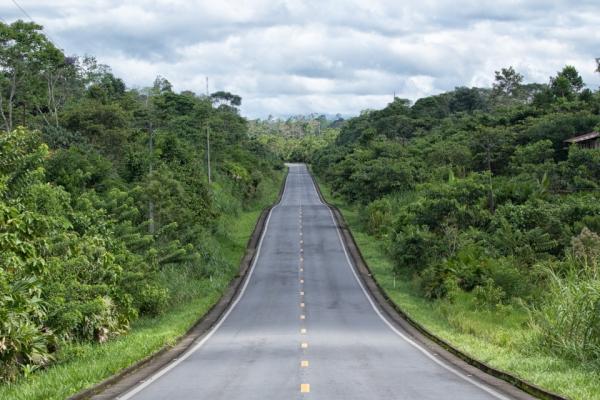 Etude de faisabilité d'une ligne de transport de voyageurs entre Cayenne et Macapà