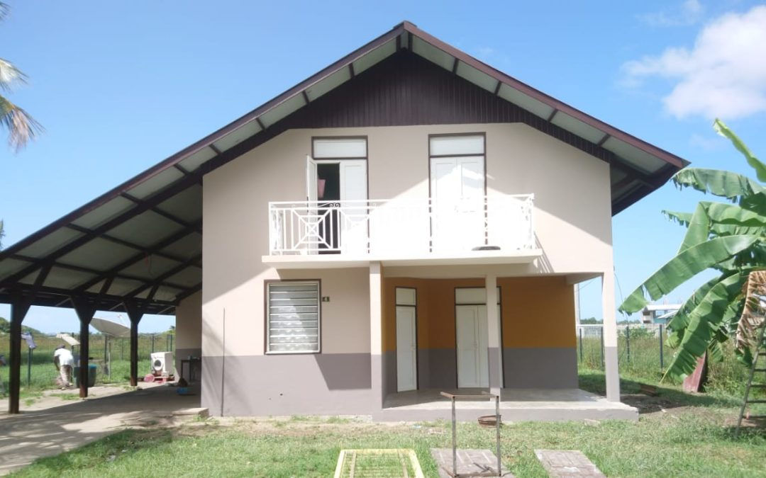 AMO/MOE: Réhabilitation de 38 logements de la cité Philippon