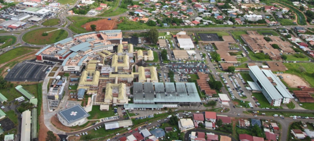 AMO CHC – Restructuration du Bâtiment Médecine Chirurgie et mise en sécurité du bâti